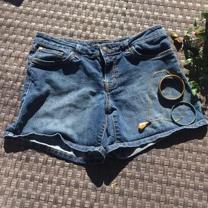 Jessica Simpson Forever Low Rise Shorts 30
